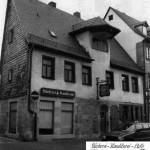 Die Bar in Fürth im Jahr 1988